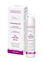 AVA Peeling Kwasowy 50% AHA-BHA pH 2,6 50 ml