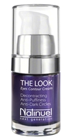 Natinuel THE LOOK - peptydowy krem pod oczy - efekt botoksu 15 ml